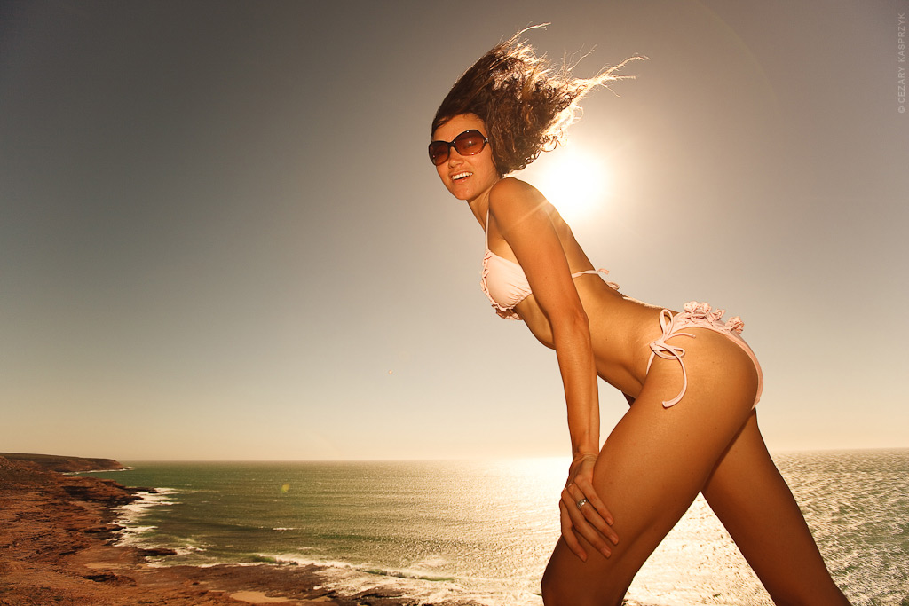 Cezary Kasprzyk Photography - Australia - I love my new Seafolly Bikini - 2011