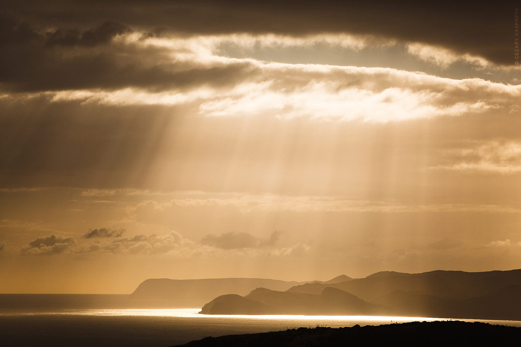 Cezary Kasprzyk Photography - New Zealand - Cape Reinga - Morning Hours - 2010