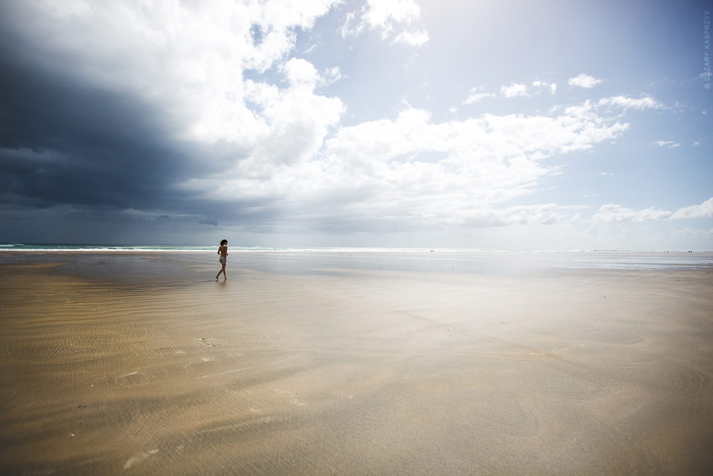Cezary Kasprzyk Photography - New Zealand - Ninety Mile Beach - 2010