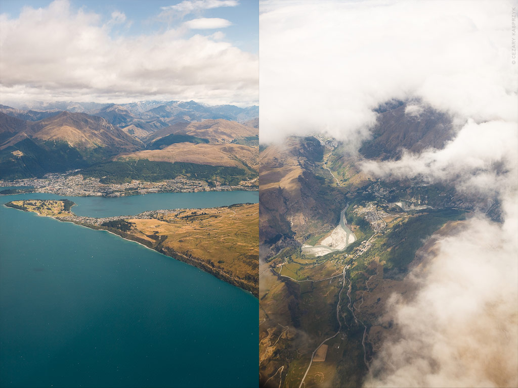 Cezary Kasprzyk Photography - New Zealand - Queenstown - Lake Wakatipu & Arthurs Point - 2010