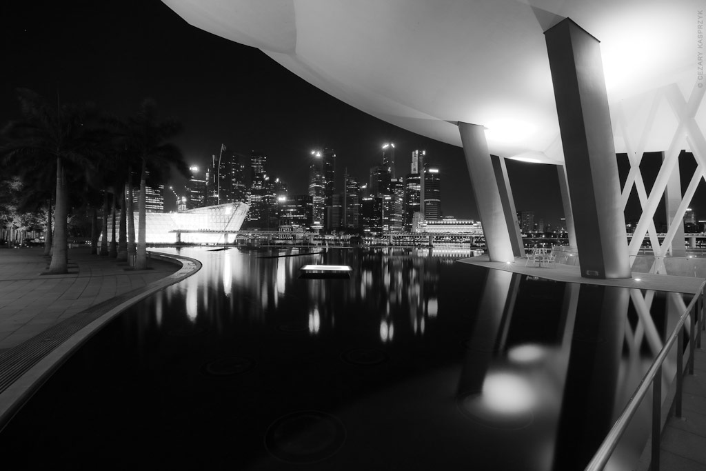 Cezary Kasprzyk Photography - Singapore - Marina Bay Sands - 2012